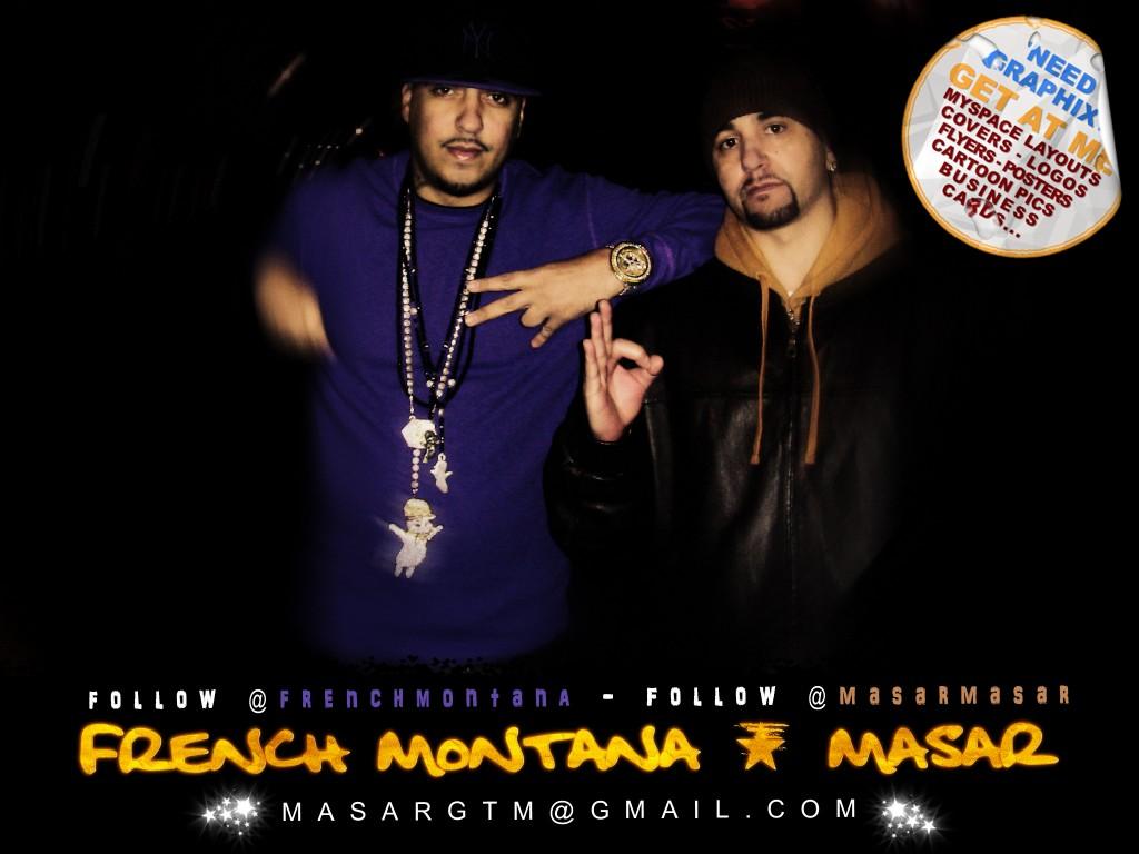 French Montana & Masar (Moroccan Boys)