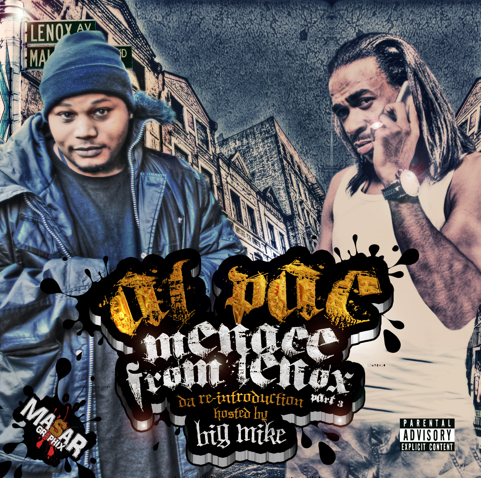 """Alpac """"Menace From Lenox"""" Part 3 Hosted By Big Mike 