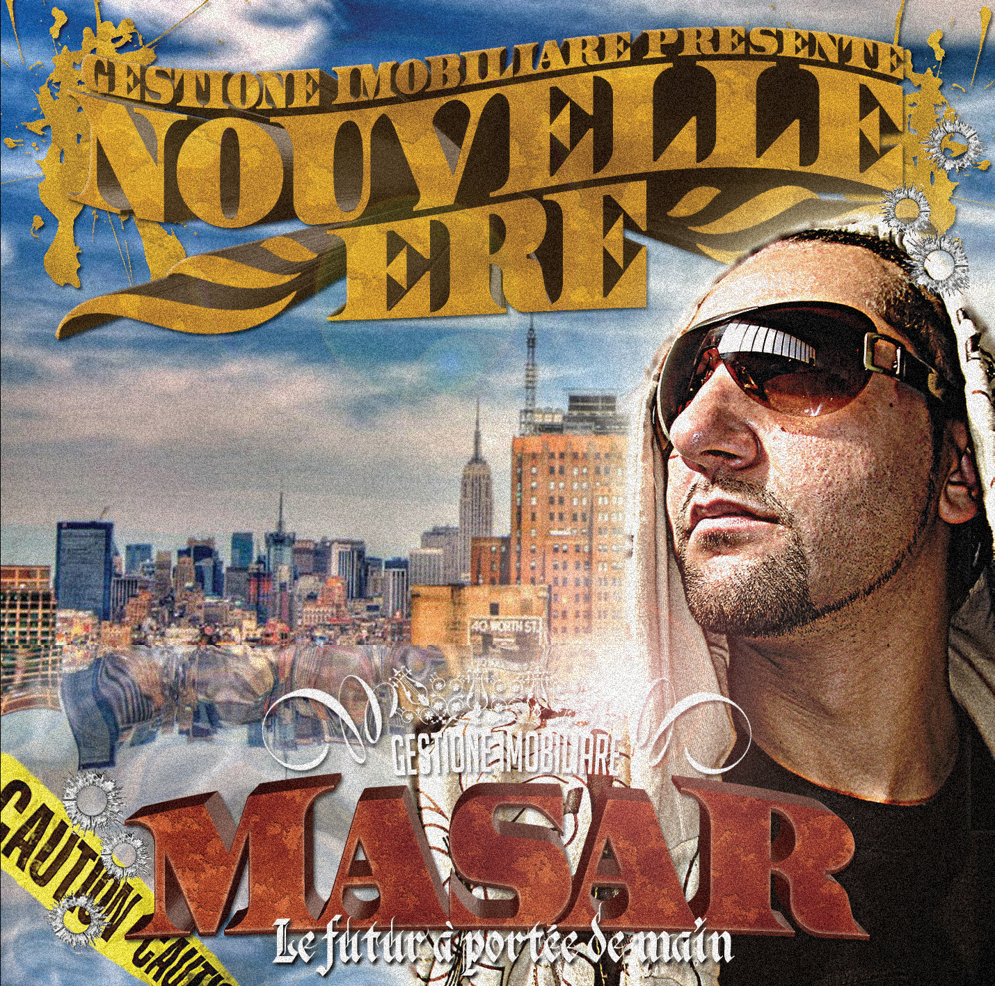 Masar-Nouvelle-ere---Album-Cover