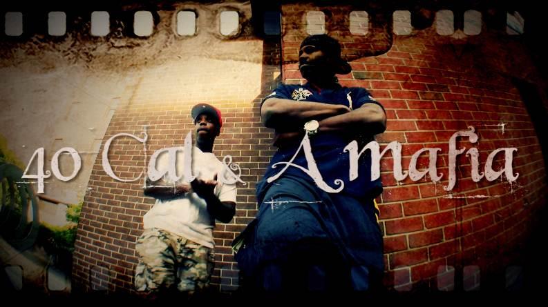 40 Cal & A Mafia Dir. By Masar (1)