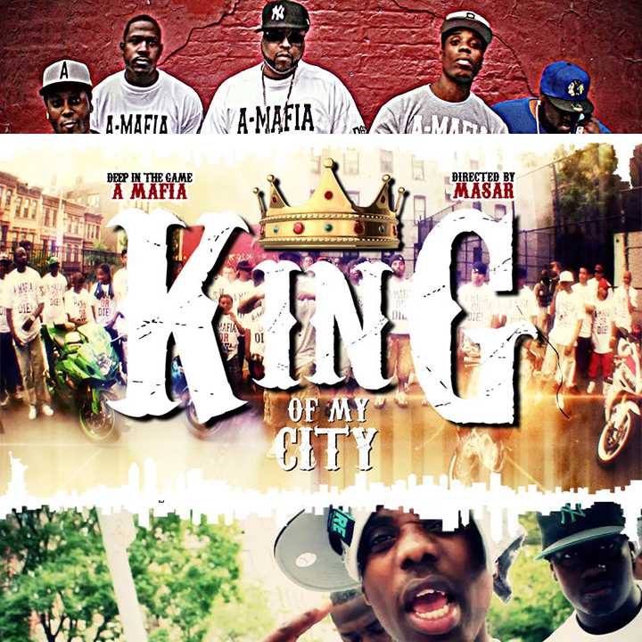 "A Mafia ""King Of My City"" 