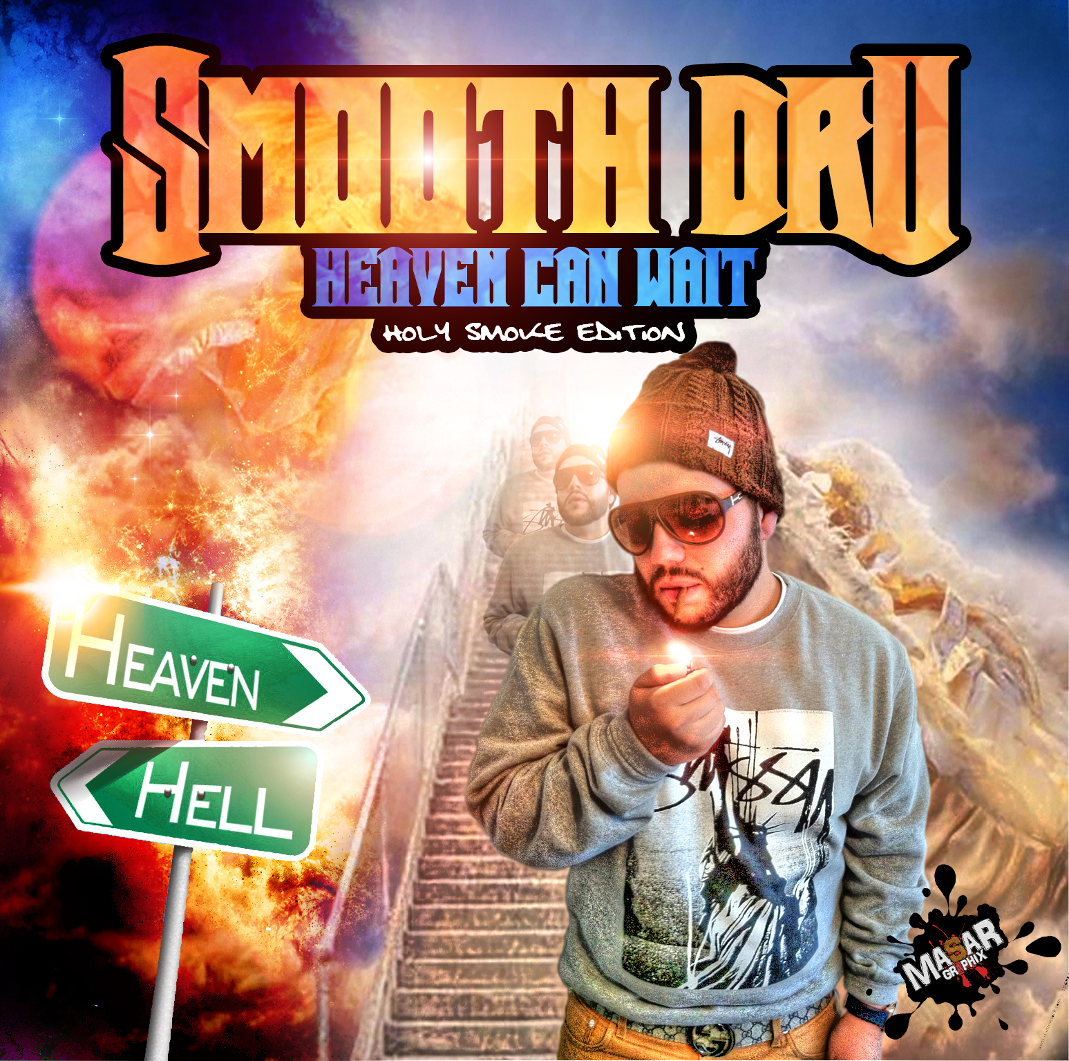 """Smooth Dru """"Heaven Can Wait"""" 