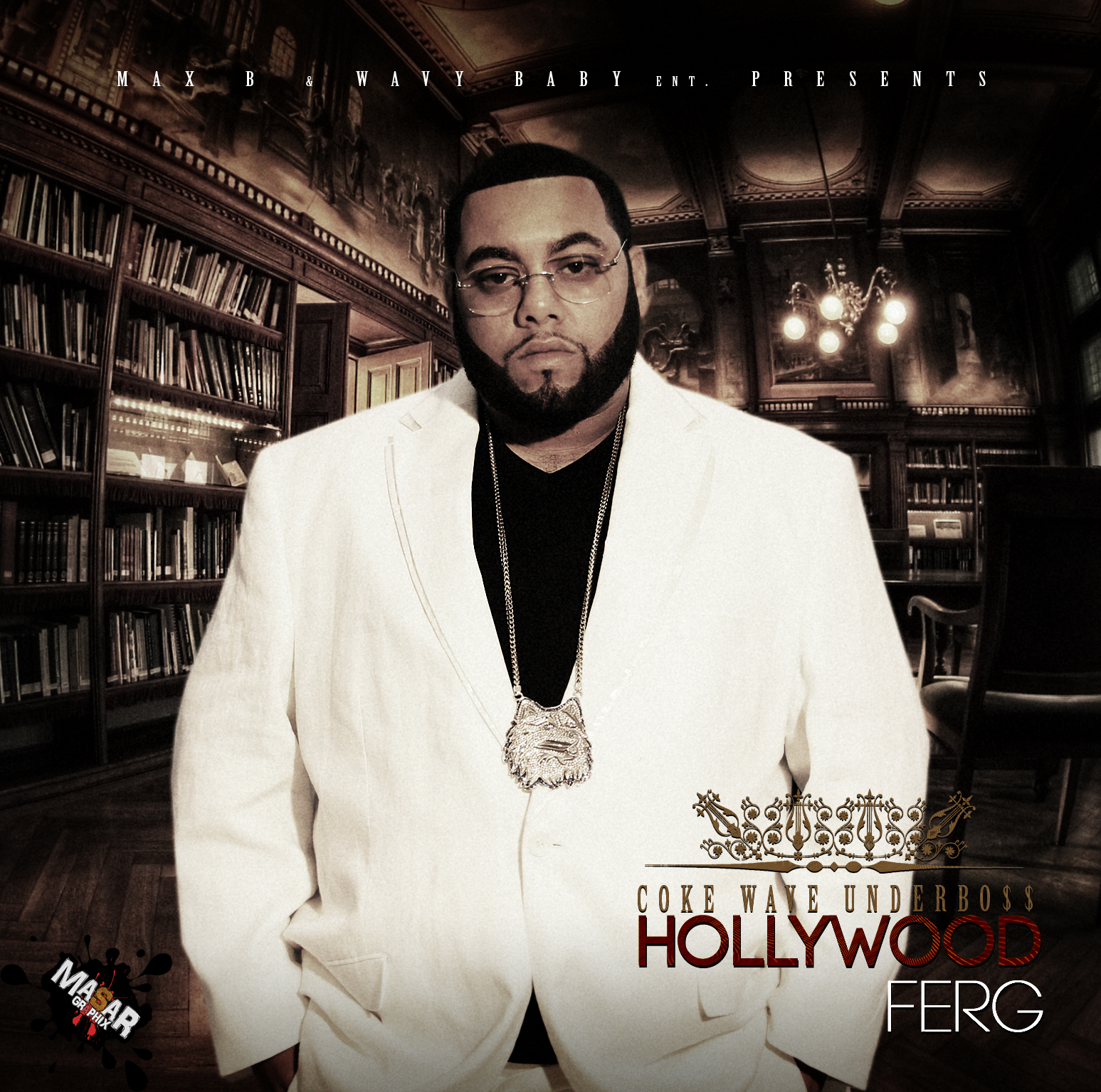 "Hollywood Ferg ""CokeWave UnderBo$$"" 