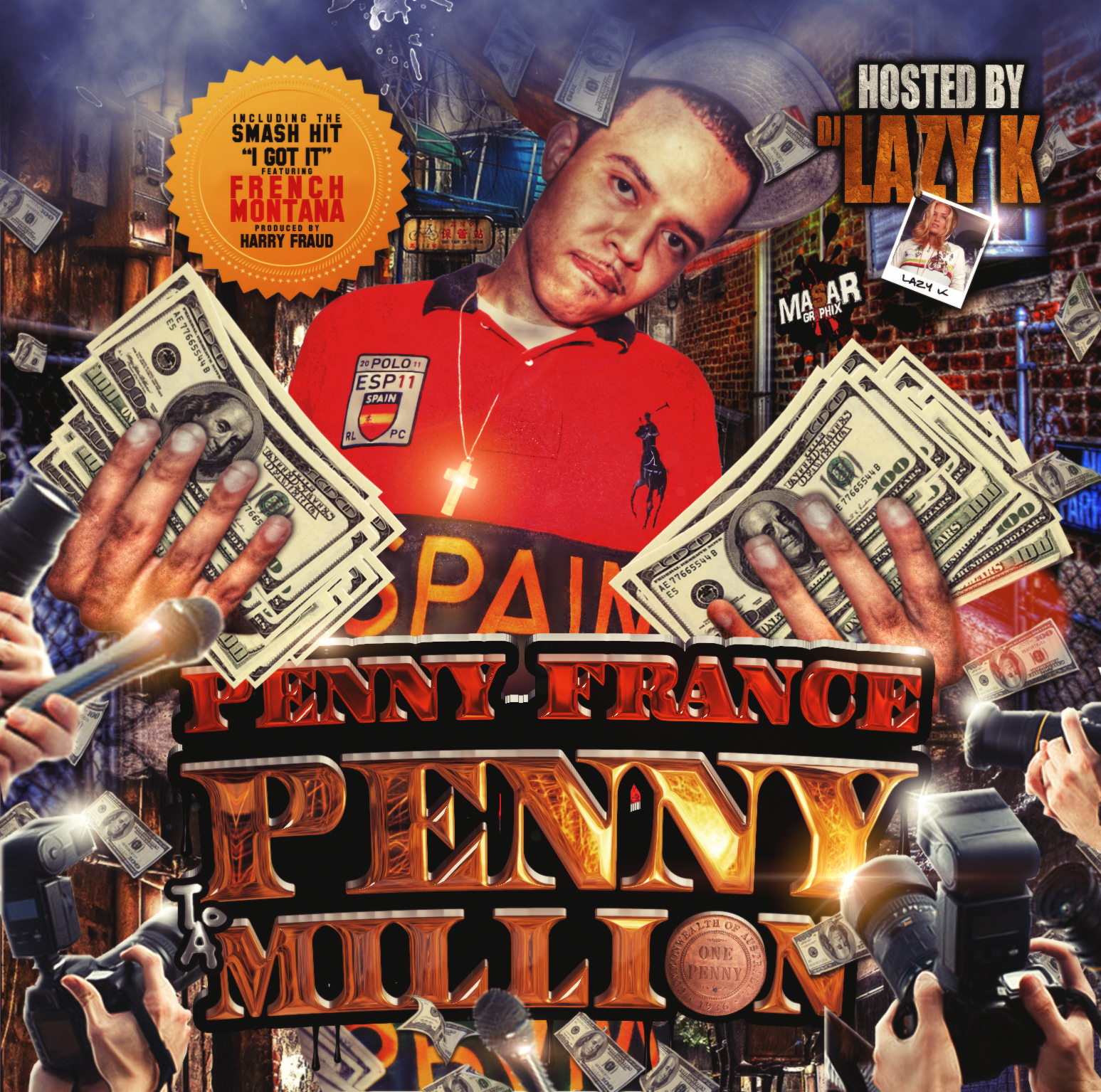 "Penny France ""Penny To A Million"" 