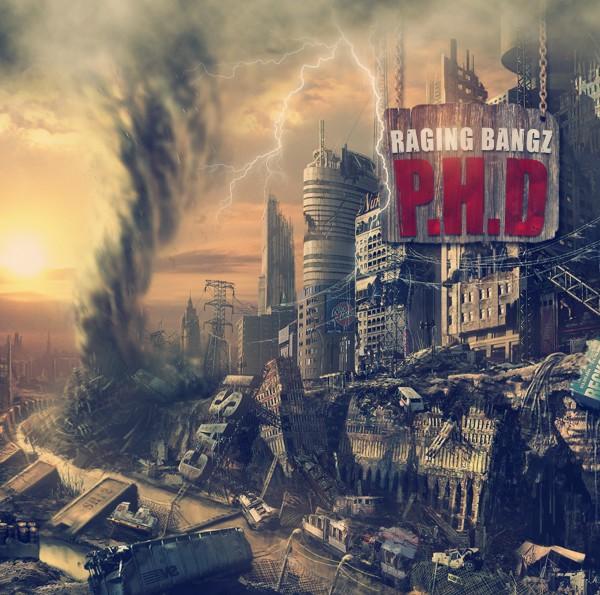 Raging Bangz [Crown Heihts, Brooklyn] ''PHD'' Designed by Masar