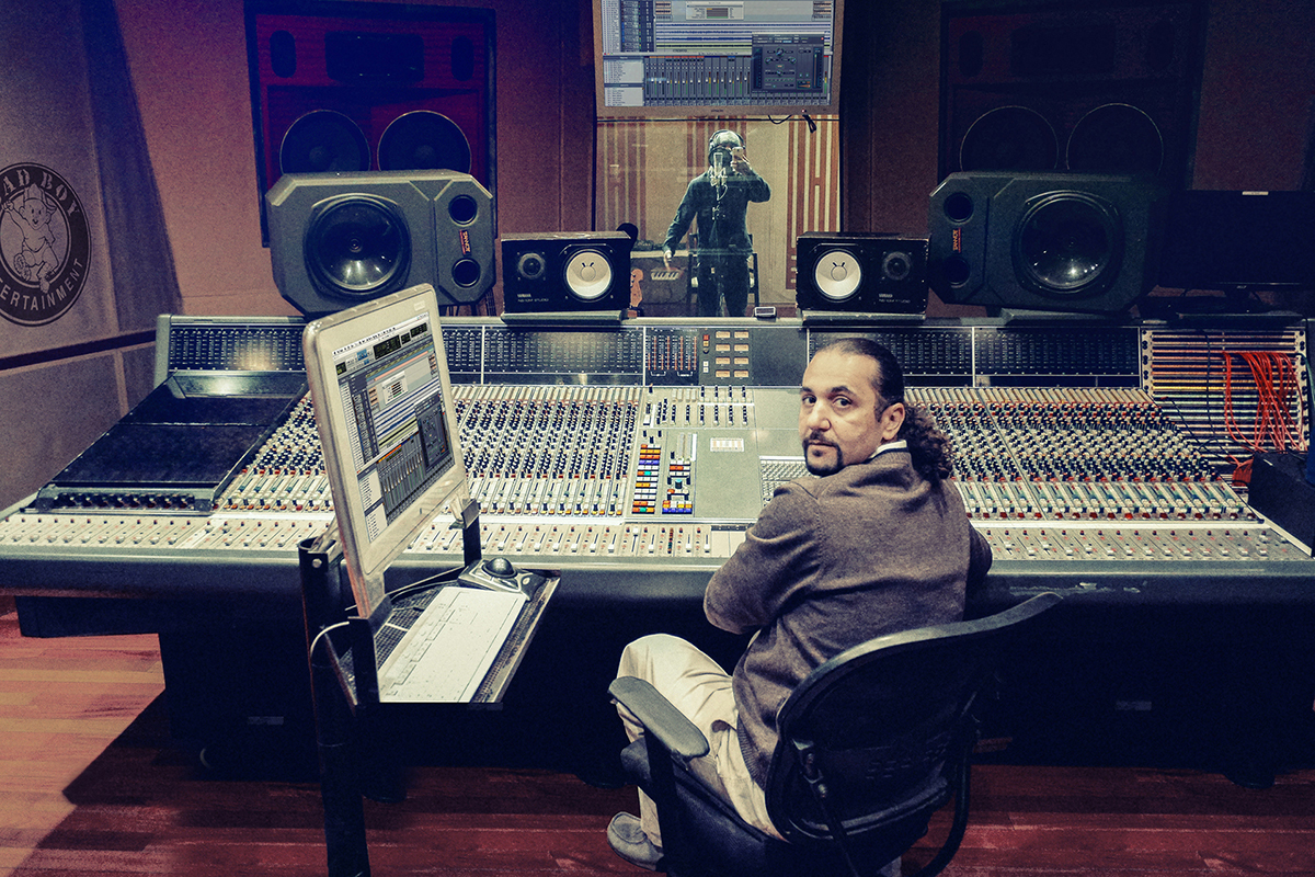 Masar Recording, Mixing Mastering Engineer