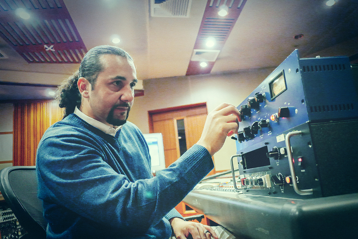 Masar Recording, Mixing Mastering Engineer New York