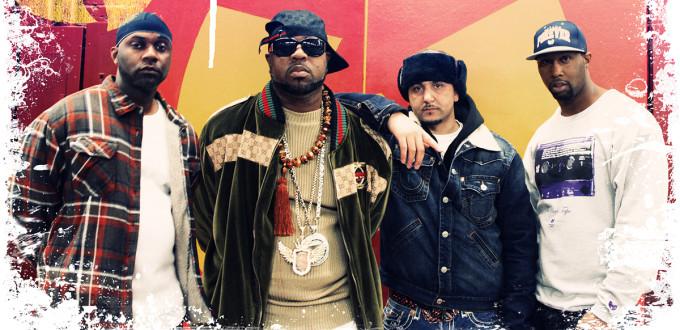 Wu Tang Clan & Masar