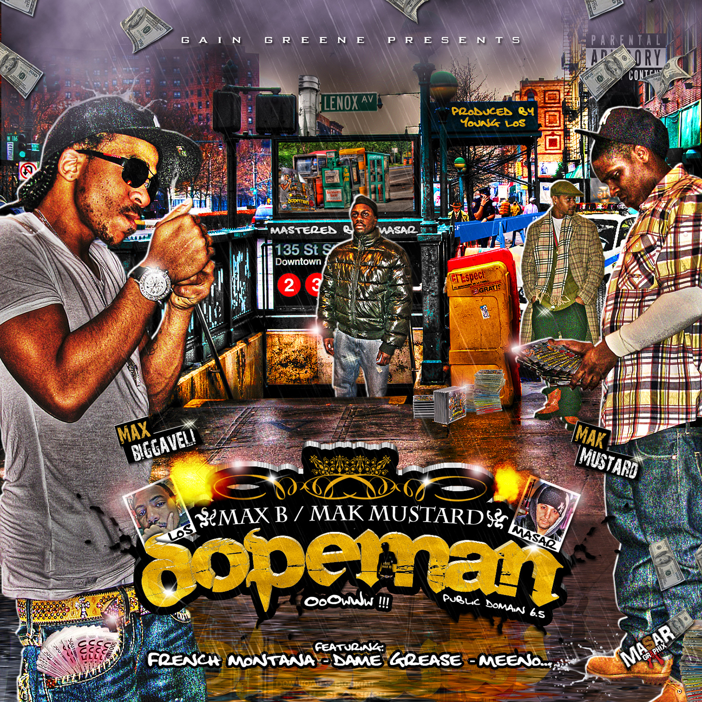 "Max B ""Dopeman"" 