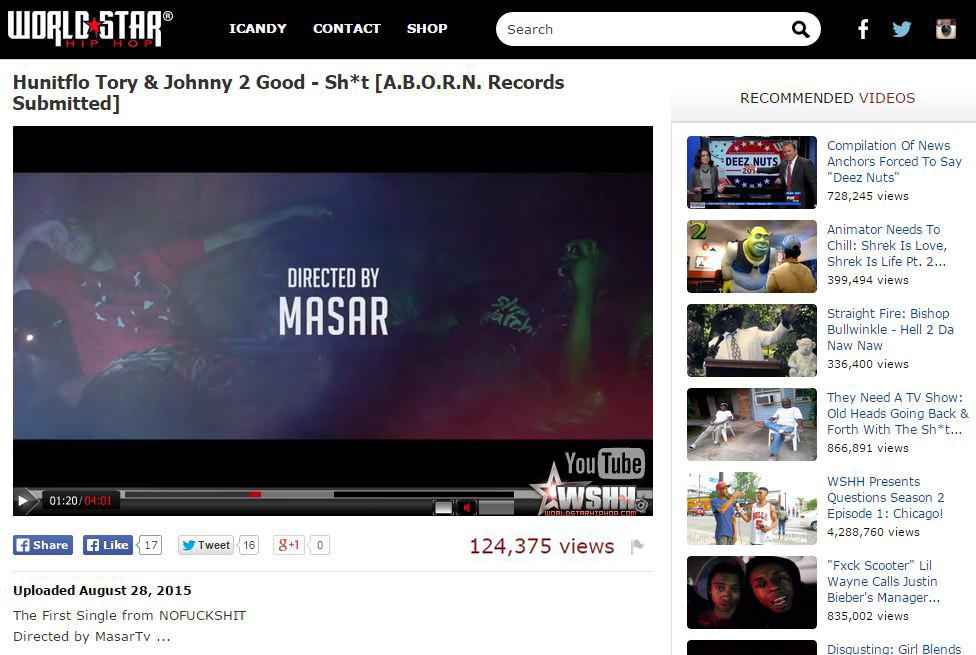 Masar Tv World Star Hip Hop