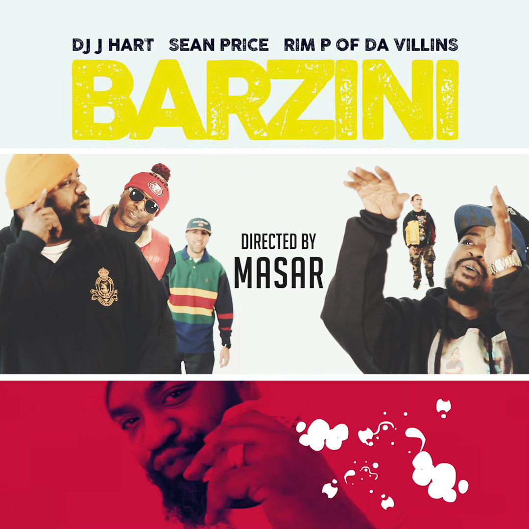 "Sean Price x Rim P x J Hart ""Barzini"" | Directed by Masar & Edited by J Hart"