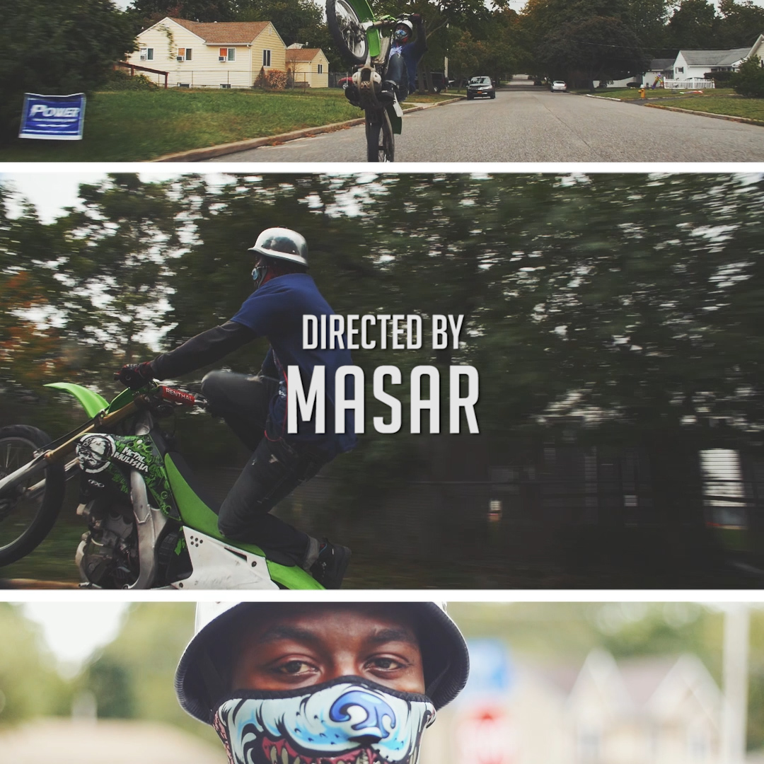 """Jahmez """"Bike Life"""" 