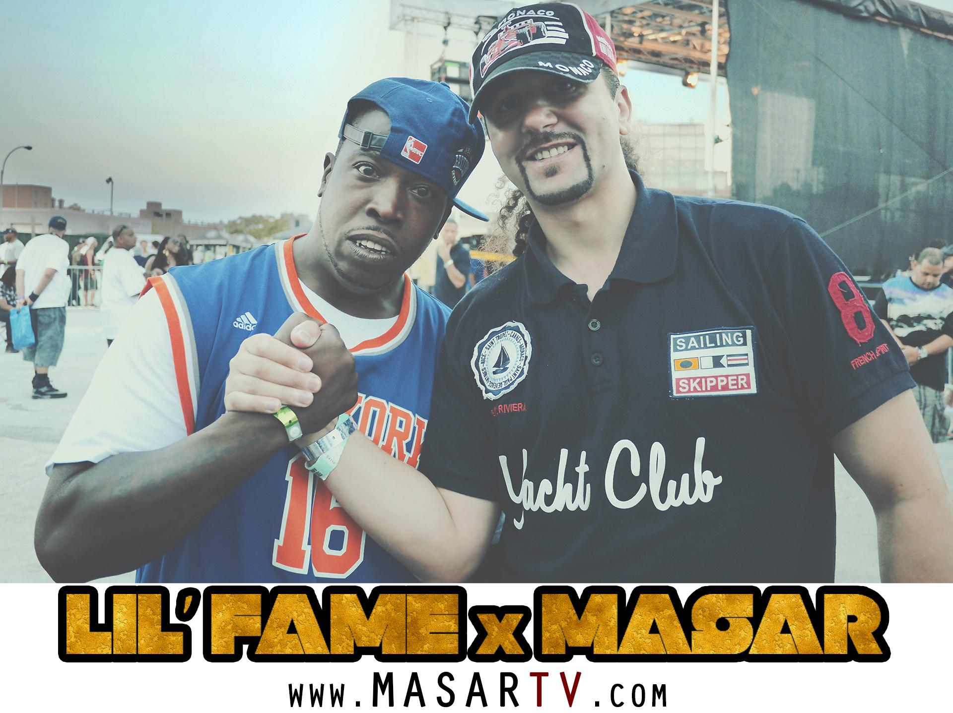 Lil Fame (MOP) x Masar