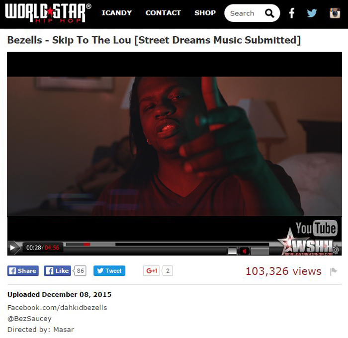 "Bezells ""Skip To The Lou"" 