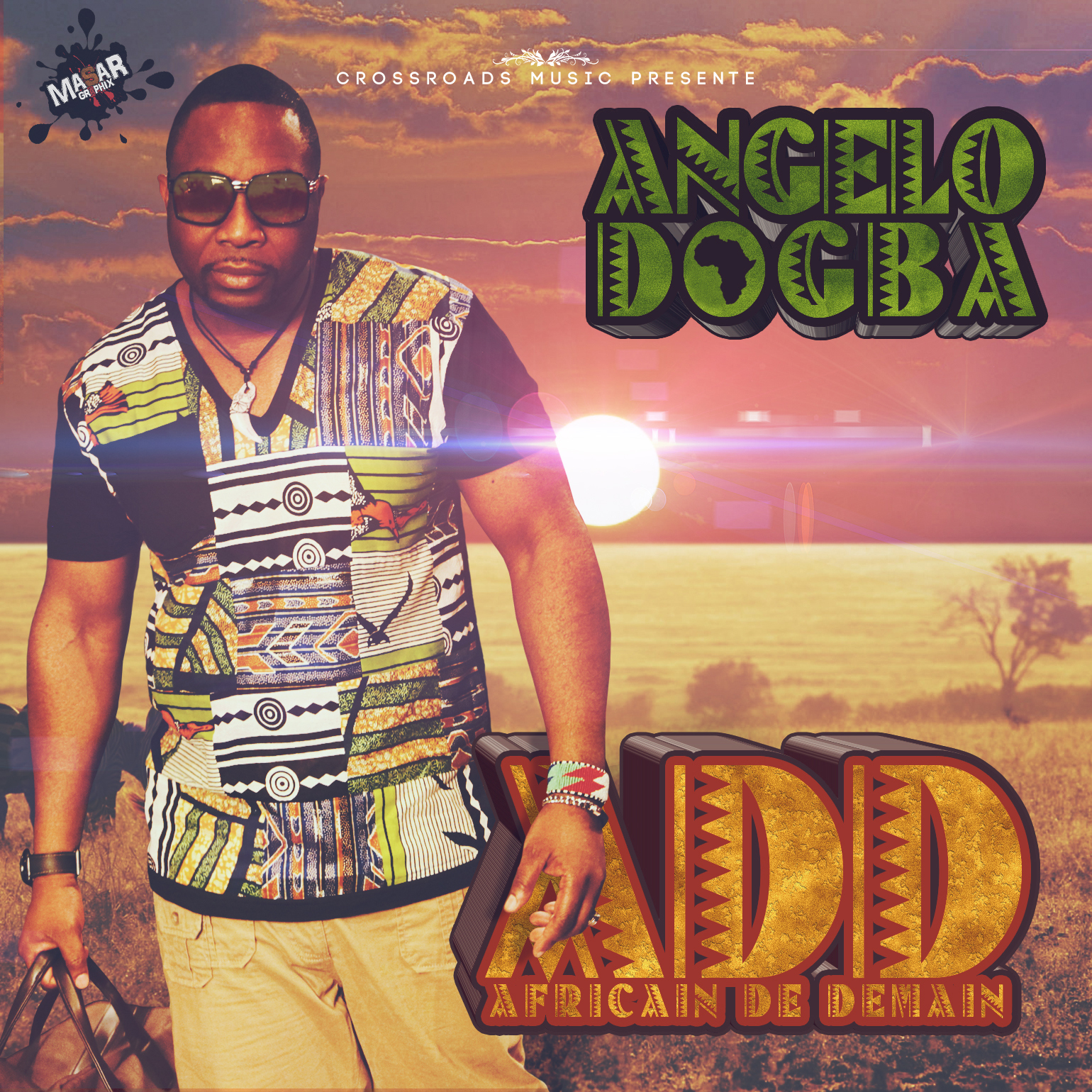 "Angelo Dogba ""Africain de demain"" 