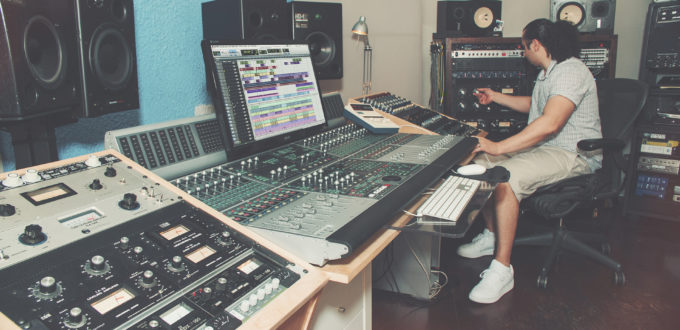 mixing mastering engineer services online nyc