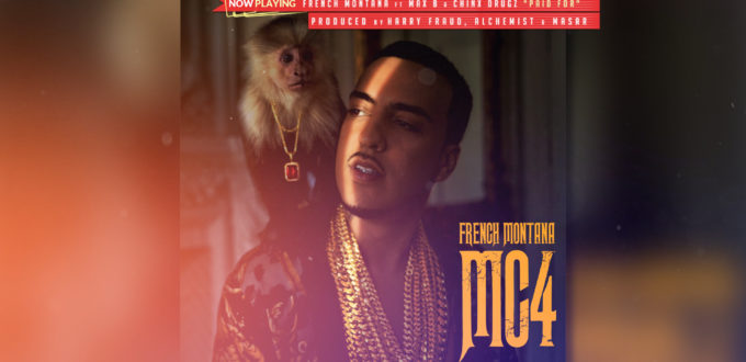 French Montana MC4 Max B Chinx Drugz Paid For Harry Fraud Alchemist Masar Behind the scenes