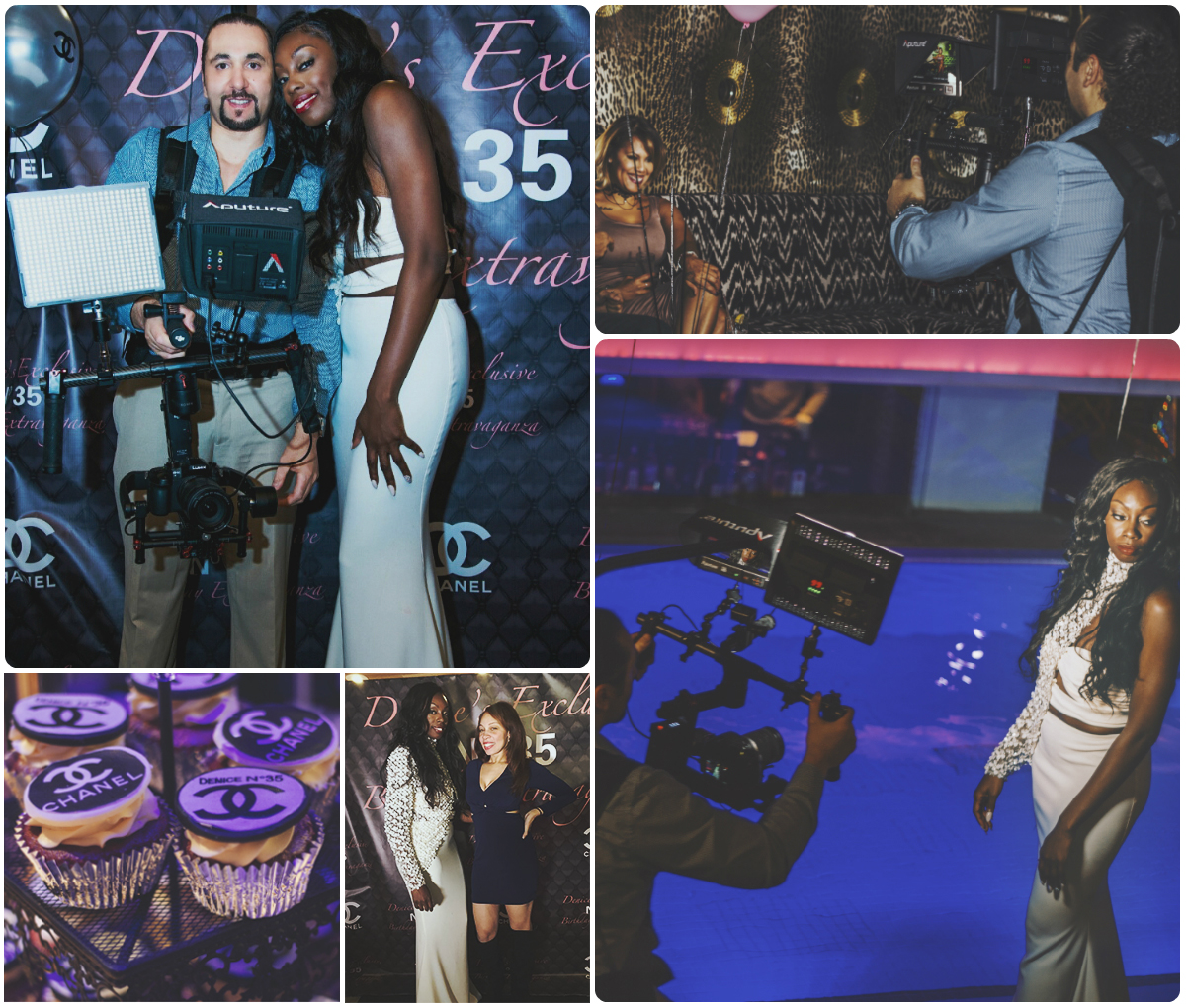 Denice Heyward's Birthday Party | Filmed by Masar