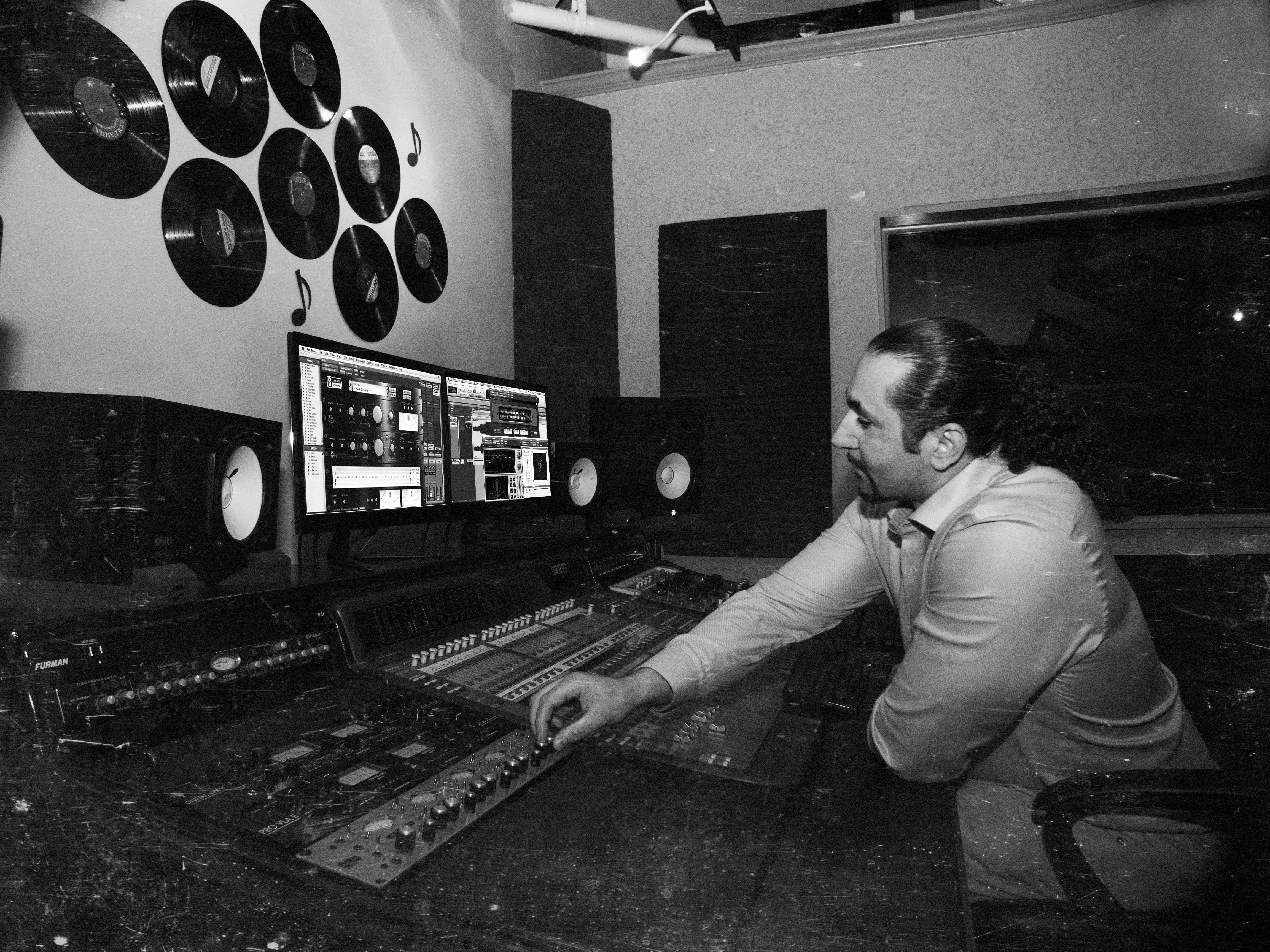 mastering engineer new york city masar tv