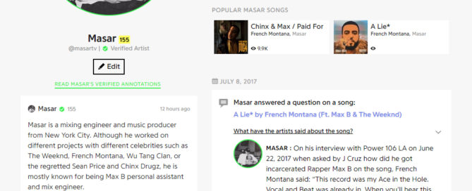 Masar Tv Lyrics Songs and Albums Genius