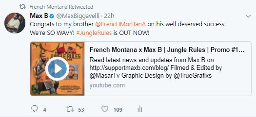 masar tv french montana jungle rules video rt