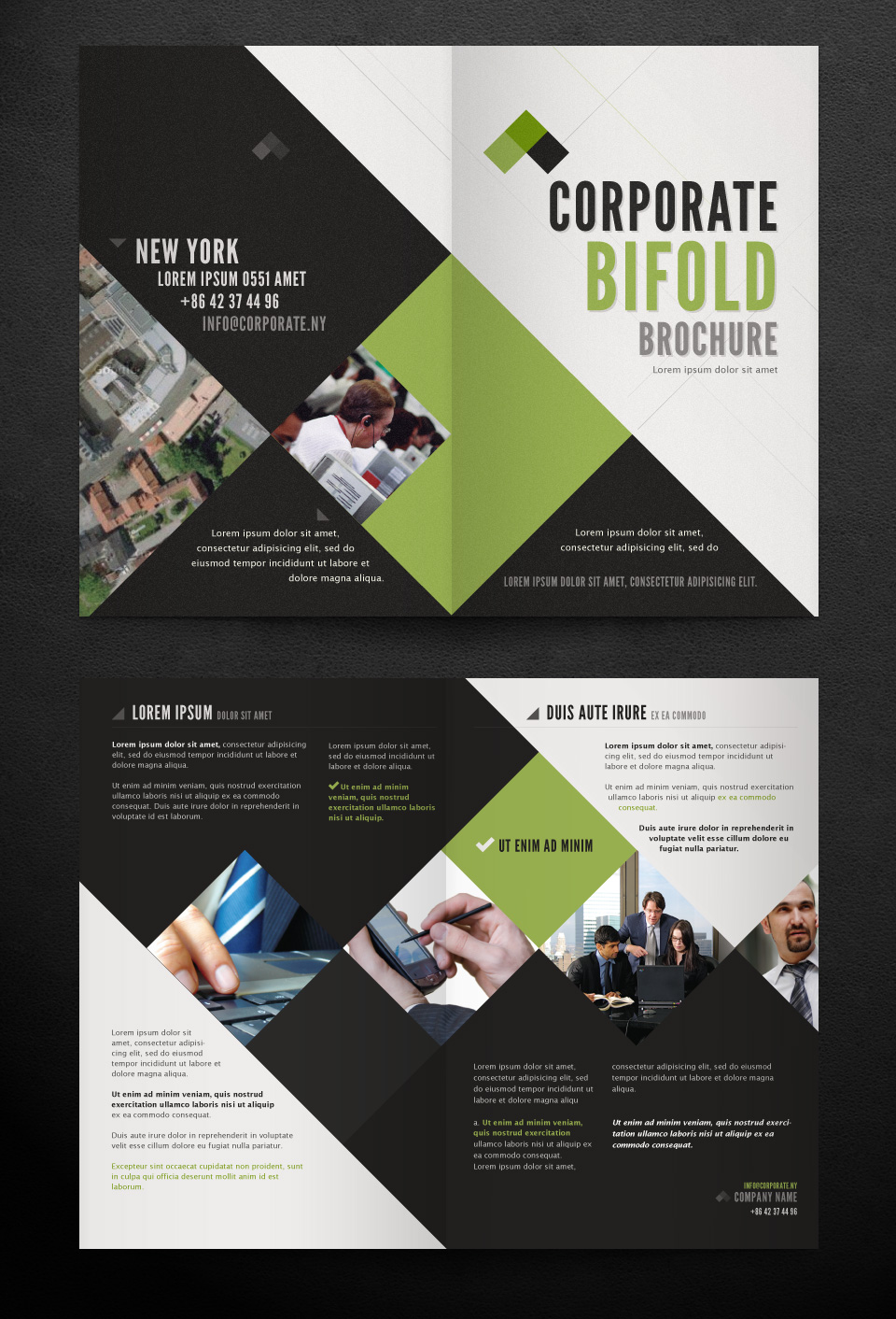 brochure graphic designer services new york