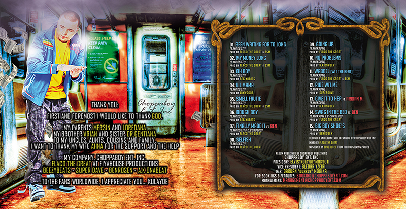 cd artwork design new york